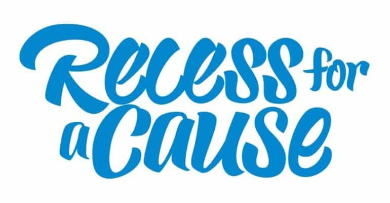 Recess for a cause