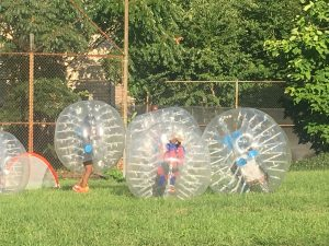 Recess Cleveland Bubble Soccer