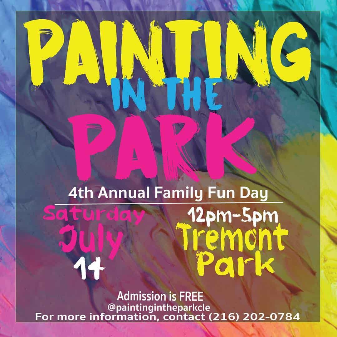 painting in the park tremont